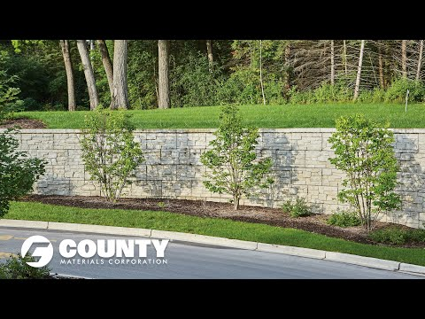 Advantages of Rib Rock Landscape Block - Bluemound Road Business Project Feature