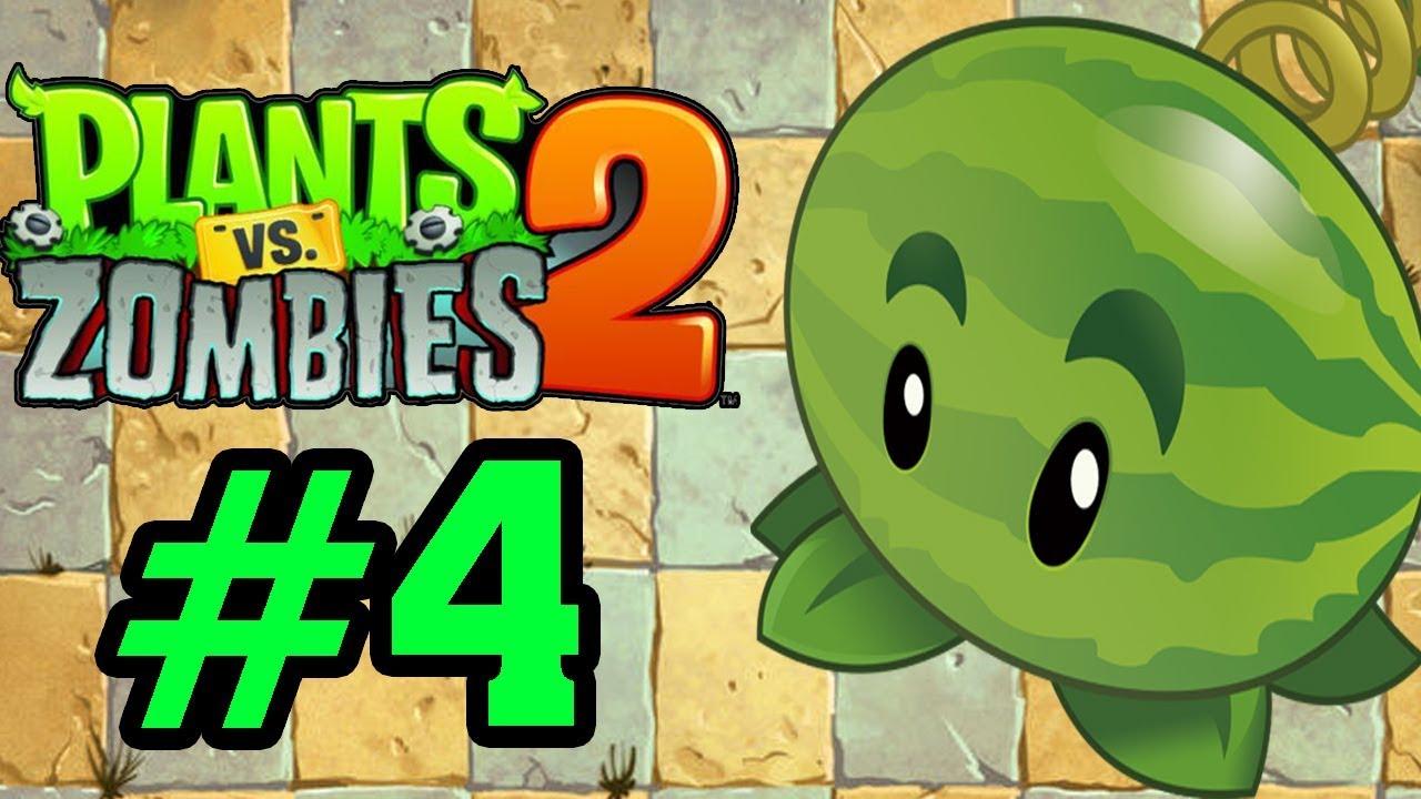 Plants Vs Zombies 2 – Hoa Quả Nổi Giận 2: ĐẠI BÁC DƯA HẤU (MELO ) #4