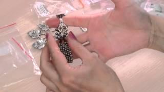 Видео обзор материалов для рукоделия