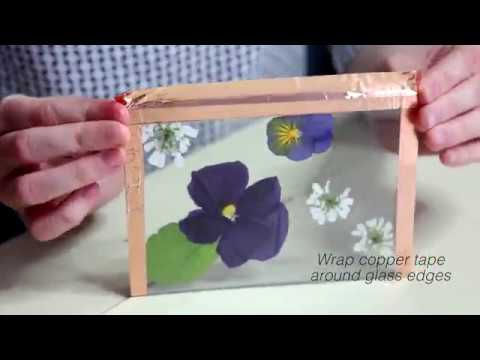 Diy Pressed Flower Frames Youtube