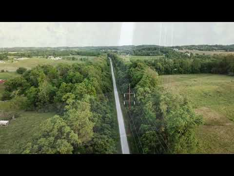 The Enola Low Grade Trail Near Quarryville, PA