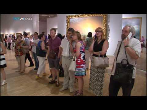 Showcase: Ivan Aivazovsky's 200th birthday