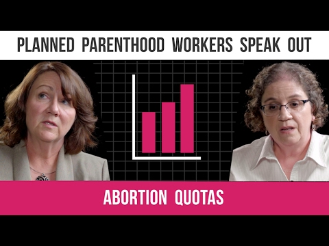 Planned Parenthood's Abortion Quotas