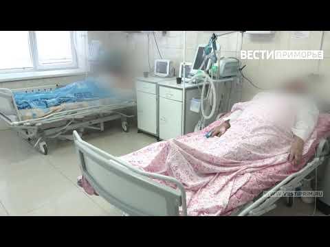 «Интервью». Антирекорды по числу подтвержденных случаев коронавируса в Приморье