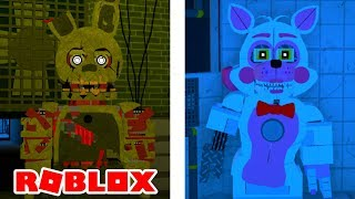 Wie man alle Abzeichen in Roblox Fünf Nächte bei Freddys Schwester Location Rollenspiel