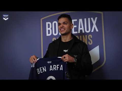 Hatem Ben Arfa est Bordelais ! 🔵⚪