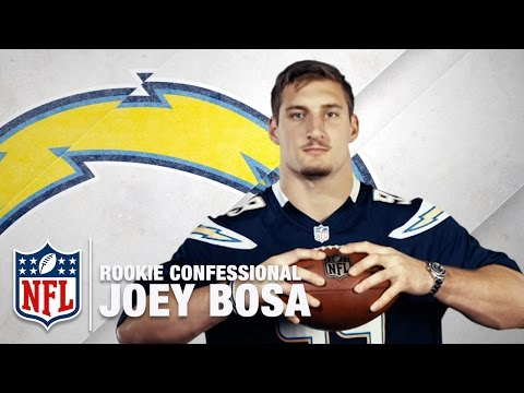 "Joey Bosa: ""The QB I Want to sack the most is..."" 