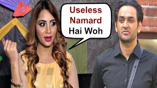 Arshi Khan Angry Reaction On Vikas Gupta For Insulting Her