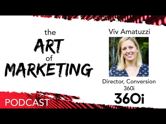 039: Understanding Customer Behavior and Conversion Tactics w/ Viv Amatuzzi