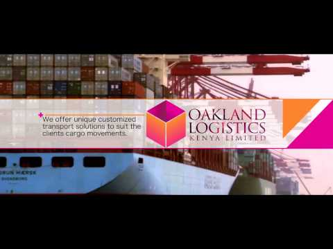Oakland Logistics Kenya - Freight Forwarding
