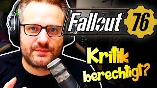 GRONKH ÜBER FALLOUT 76!!  🤔🤬 Wirklich so schlecht? - Best Of Gronkh - 🎬 ( Livestream 11.01.2019)