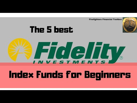 5 BEST FIDELITY INDEX FUNDS FOR BEGINNERS: LOW COST!