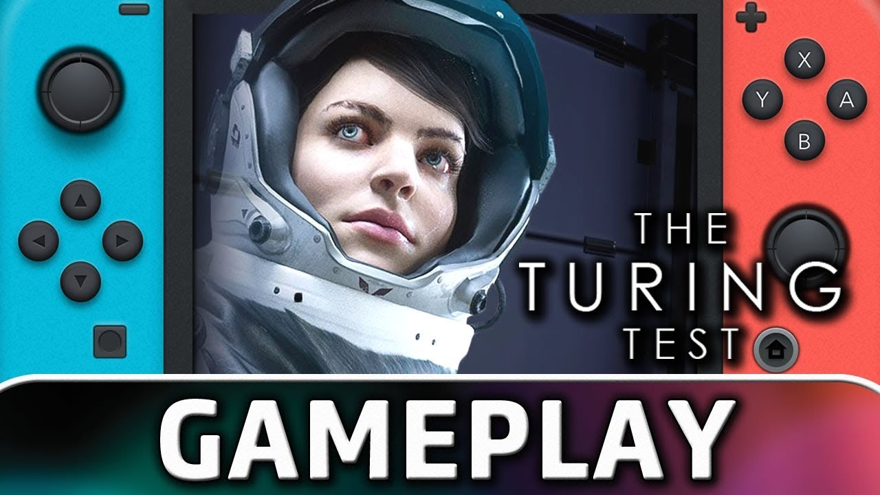 The Turing Test | First 15 Minutes on Nintendo Switch