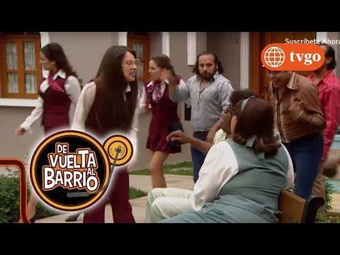 De Vuelta al Barrio avance Miércoles 20/09/2017