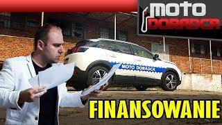 Zakup samochodu  kredyt leasing wynajem MOTODORADCA