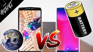 🌍 BIGGEST PHONE BATTERY ON THE PLANET 2018!!! 🌍
