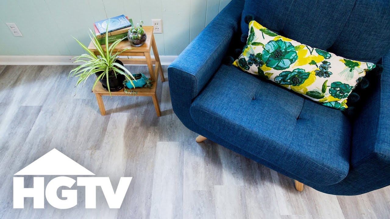 How to Install Laminate Flooring – HGTV