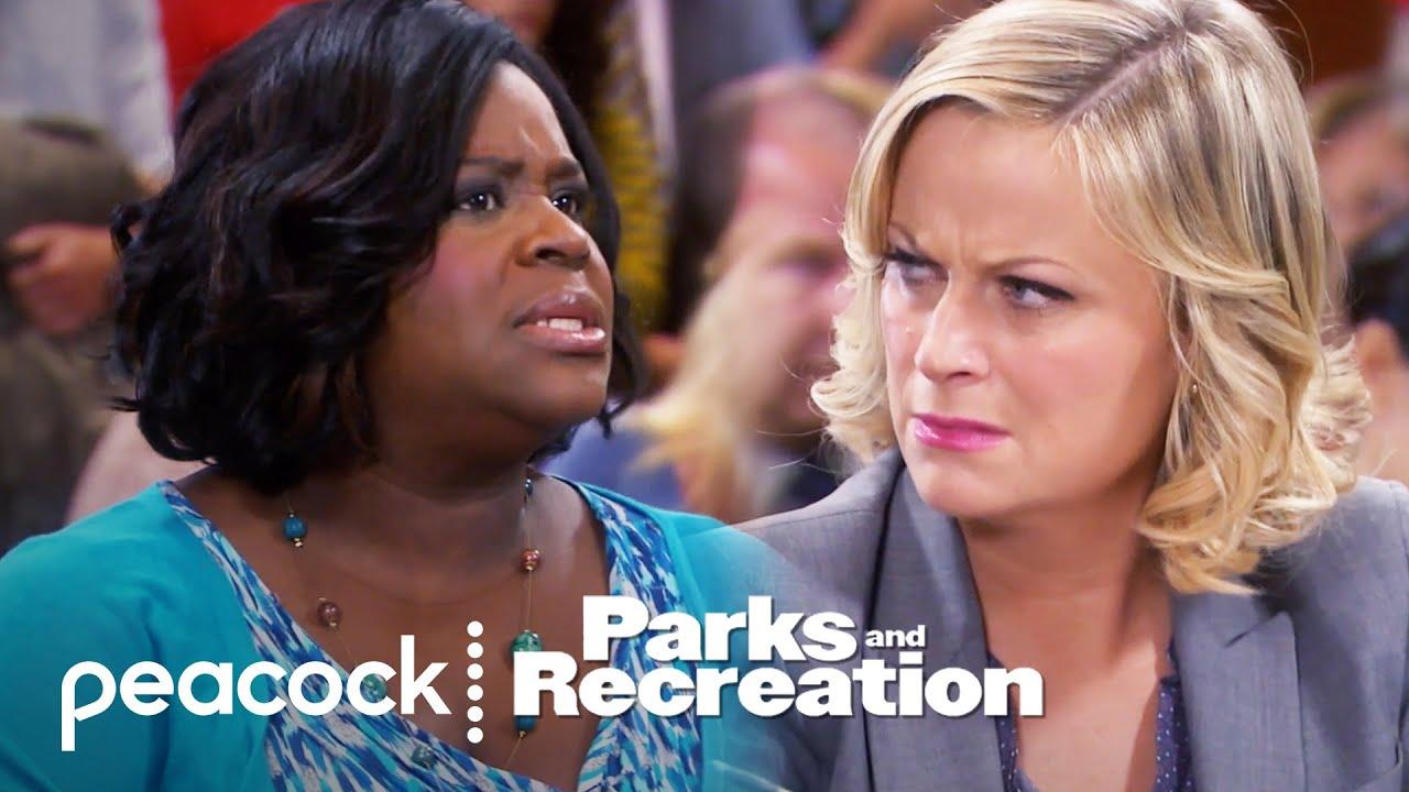 #BitchBoss - Parks and Recreation
