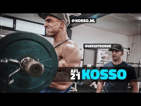 160KG BENCHPRESS met Kosso en JayJay Boske    #DAY1 Afl. #21