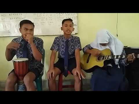 ADISTA - KU TAK BISA ( Gitar, JIMBE feat BEAT BOX)  kls 9.4 SMP N 2 Pd TUALANG