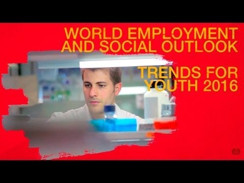 Report in short: Youth employment in 2016