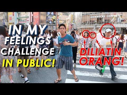 NGAKAK PARAH! KEKE CHALLENGE DANCE IN PUBLIC JAPAN!