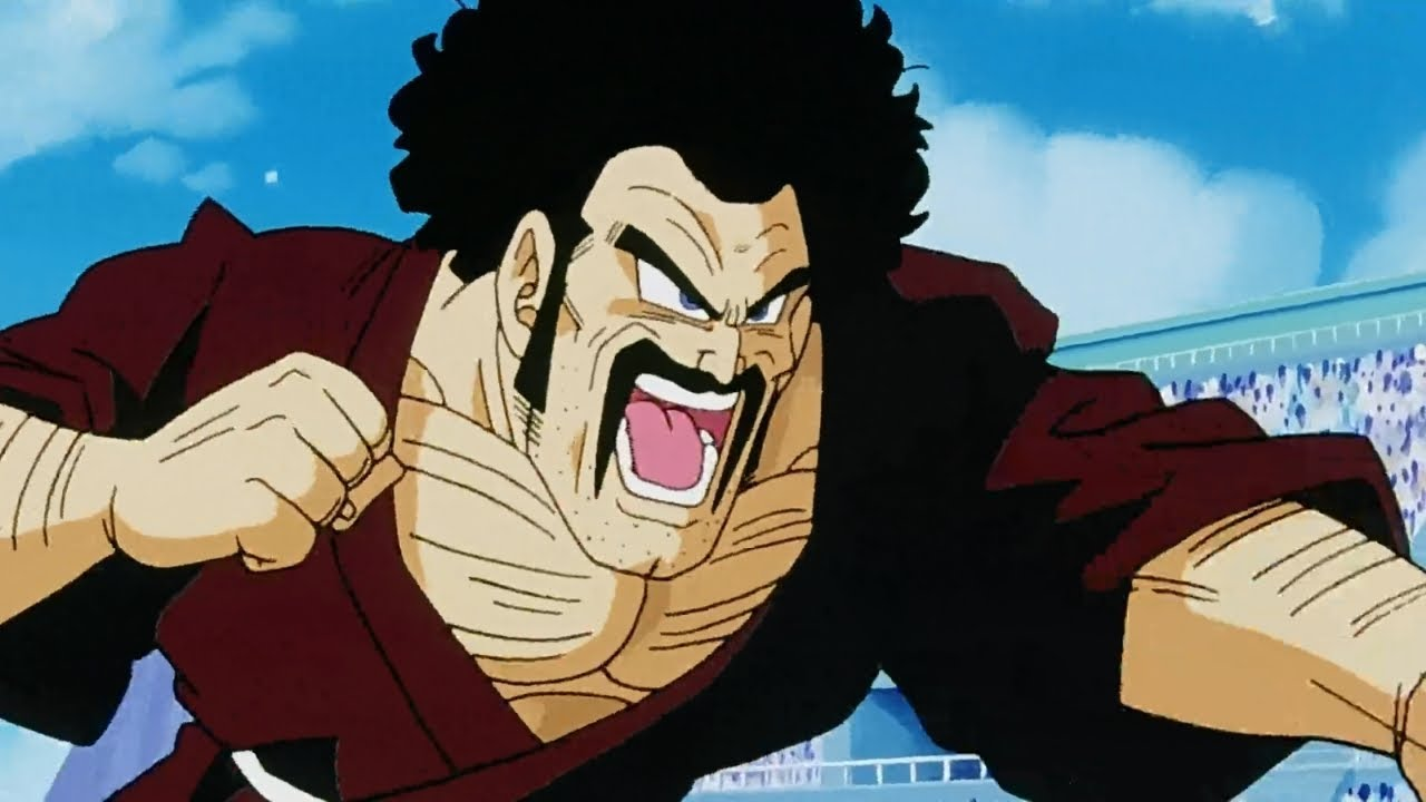 How Mr Satan Has Been Censored In Dragon Ball - YouTube