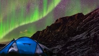 How to Create Northern Lights in Photoshop