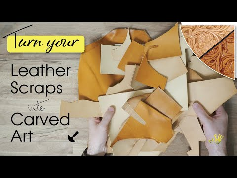 turn-your-leather-scraps-into-carved-art-by-fischer-workshops