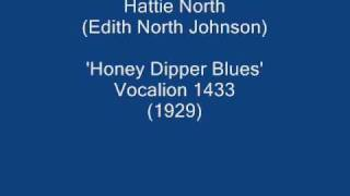 Hattie North - Honey Dripper Blues.wmv