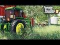 FS19- OLD BARN FINDS ON AN ABANDONED FARM!  PETERBILT, 2ND GEN DODGE & MORE