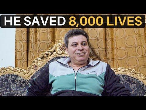 HE SAVED 8,000 LIVES (Syrian War Hero)