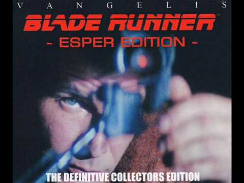 Blade Runner Esper Edition OST - Fourth Sector - Downtown