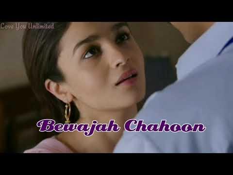 Tu hi wajah mere jine ki whatsapp status - Raazi movie song status - Raazi - bewajah chahoon tujhe.
