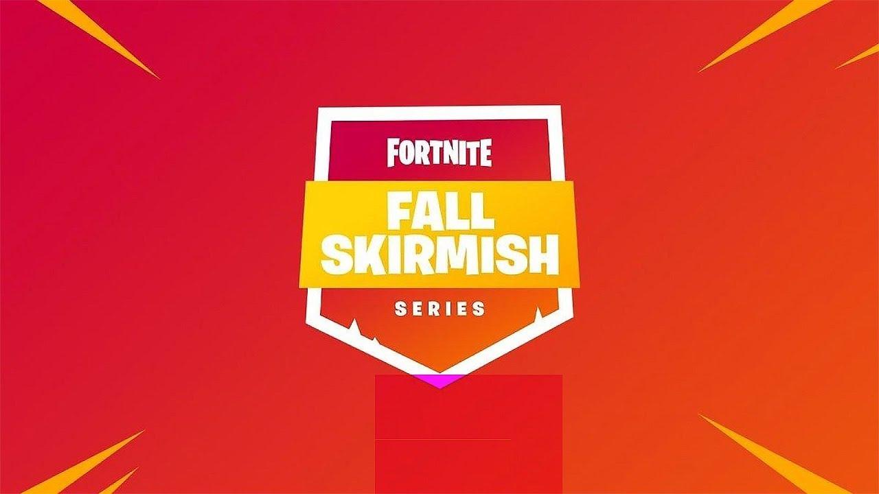 Fortnite Fall Skirmish Finals Day 2 Heats 3 4 Ign Live Youtube