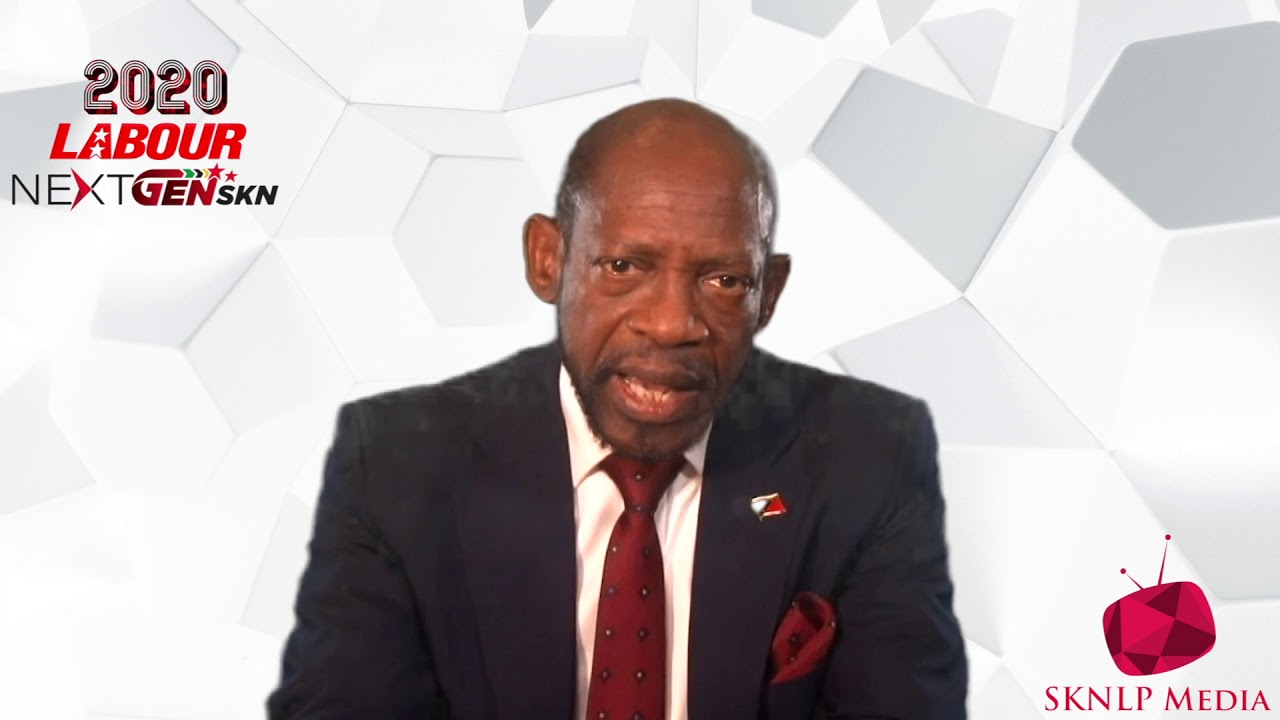 2020 New Year's Message by Rt. Hon. Dr. Denzil L. Douglas