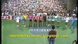 Futbol 4 en Ritmo de la Noche - 1992