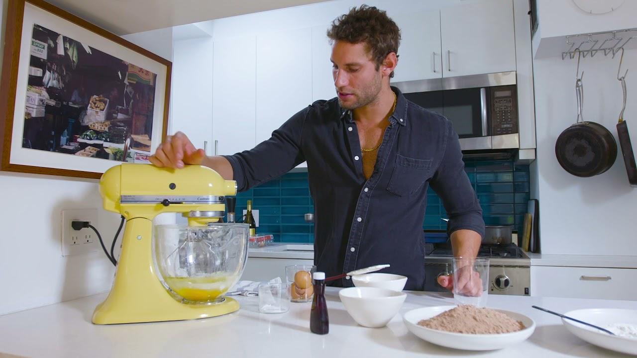 Franco Noriega Cooks -  Chocolate Cake Recipe