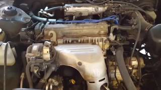 Toyota Camry CE 1999 Camshaft Position Sensor Replacement