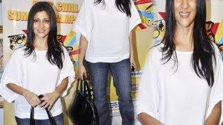 Darling Doll Konkana Sen Sharma in Sexy White Top Tight Jeans