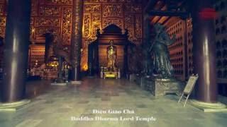Toàn cảnh chùa Bái Đính - Bai Dinh Pagoda overview