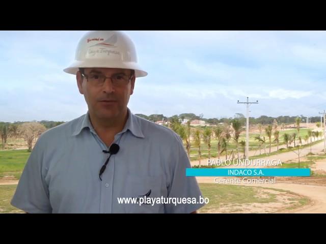 Avance de Obras Marzo 2017 - Playa Turquesa
