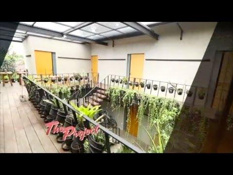 The Project - Trans TV | Rumah Beranda (Kos-Kosan Hijau Lestari Pangan) by sigit.kusumawijaya