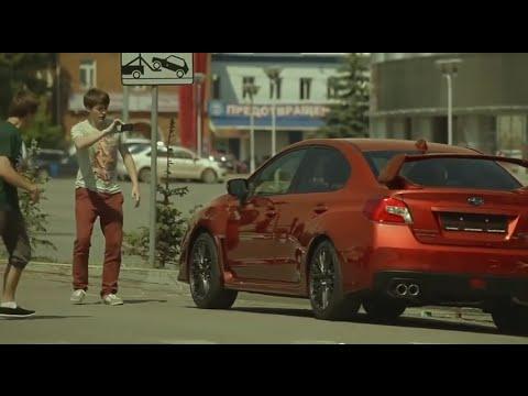 Subaru WRX STI 2015 * Nanotechnology paint change color ...