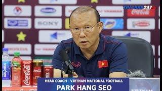 HLV Park Hang Seo Việt Nam sẽ lại thắng Malaysia thêm một lần nữa