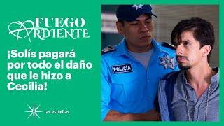 Fuego ardiente: ¡Humberto Solís es detenido! | C-68 | Las Estrellas