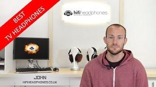 Best TV headphones to buy in 2015 - Expert Review