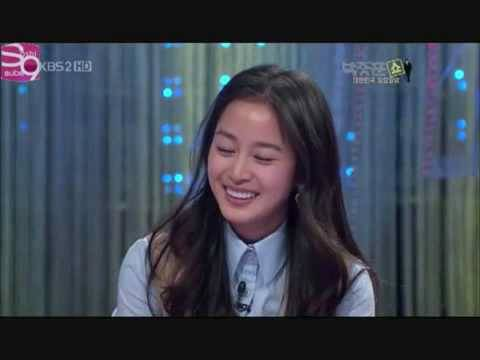Kim Tae Hee Interview in Park Jung Hoon Show Part 1 (with English Subtitle) [HQ]