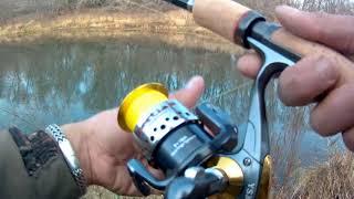 Рыбалка на Хищника Осенью 2020г