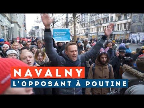 Alekseï Navalny, l'opposant qui résiste grâce à Internet- ARTE